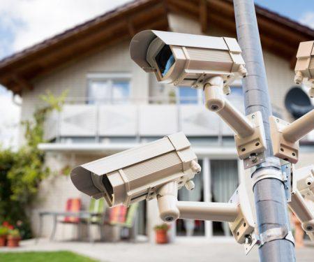 מצלמות אבטחה למשרד